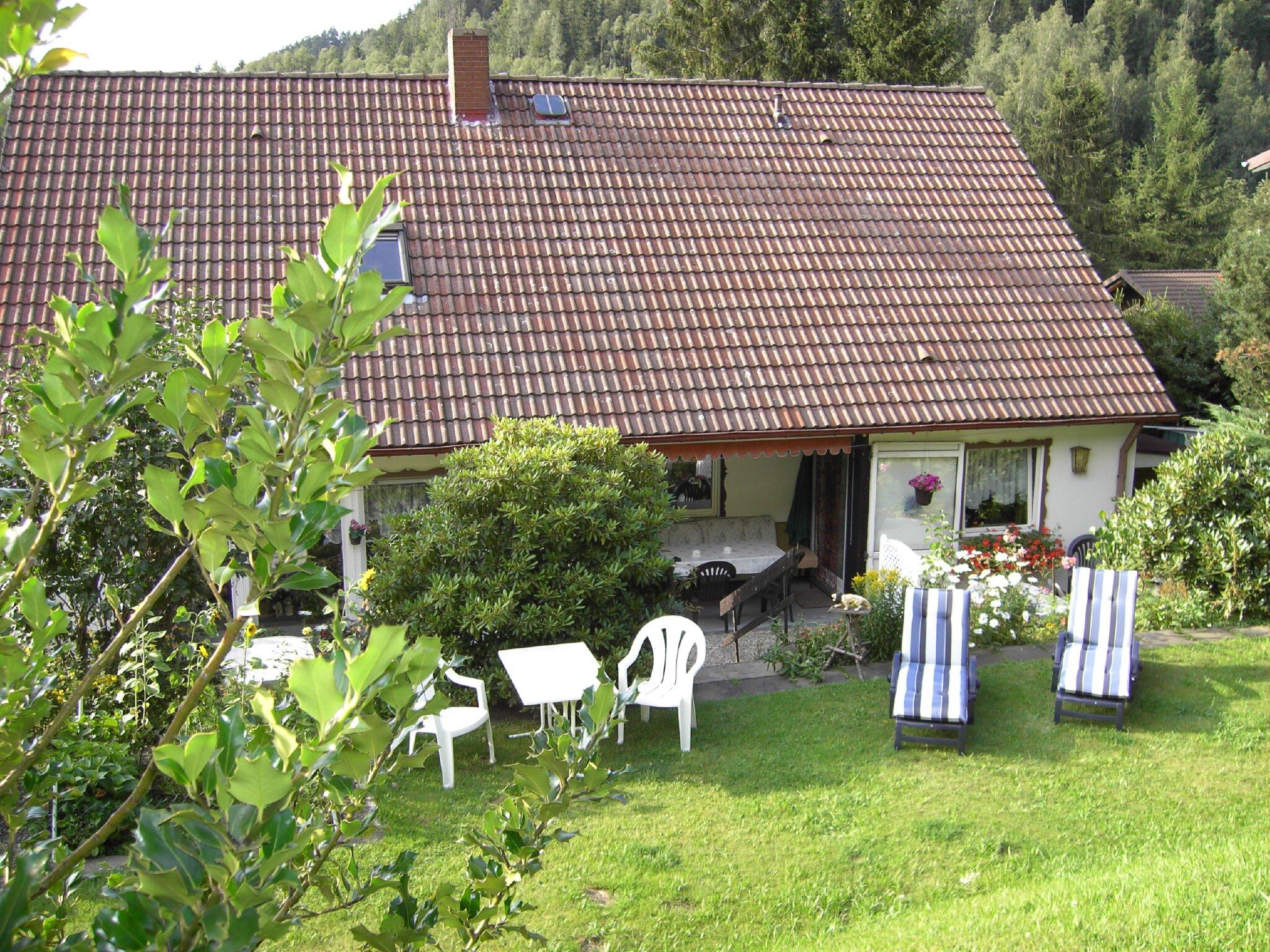 Haus Birkenstübchen - Ferienwohnung Hexe