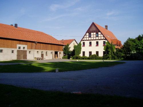 Hof Havixbeck - Ferienwohnung 'Backhues'