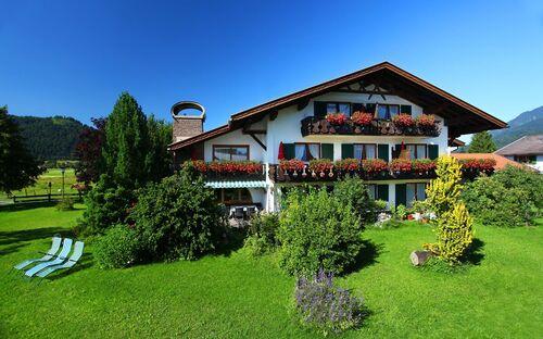Haus Alpenflora - Ferienwohnung 2