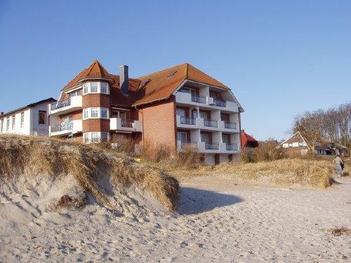 Ferienwohnung Strandresidenz Nr. 13