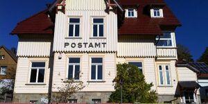 Altes Postamt Schierke in Schierke - kleines Detailbild
