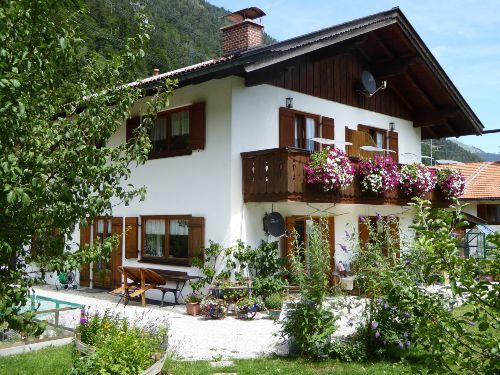 Ferienhaus Walchensee haus fahrenberg in walchensee bayern (helga steininger)