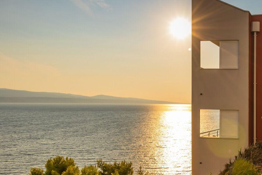 Villa Opera direkt am Meer