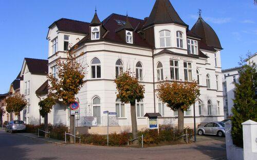 Haus Schloss Hohenzollern - Ferienwohnung Berger