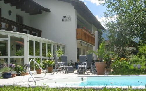 Ferienwohnung Haus Renn - 45 qm