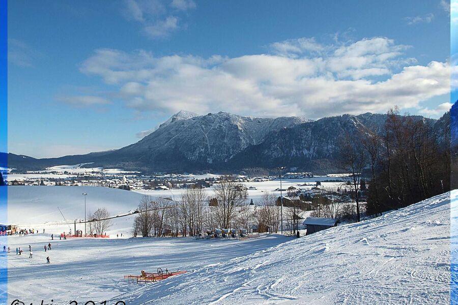 Ski und Rodel gut auf der Kesselalm