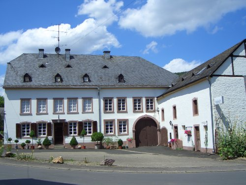 """""""Beethovenhaus"""" in Köwerich"""