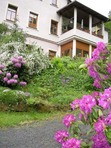 Villa Heike in Bad Schandau Sachsen