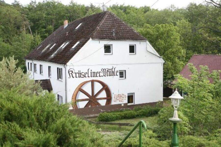 Historisches Mühlengebäude