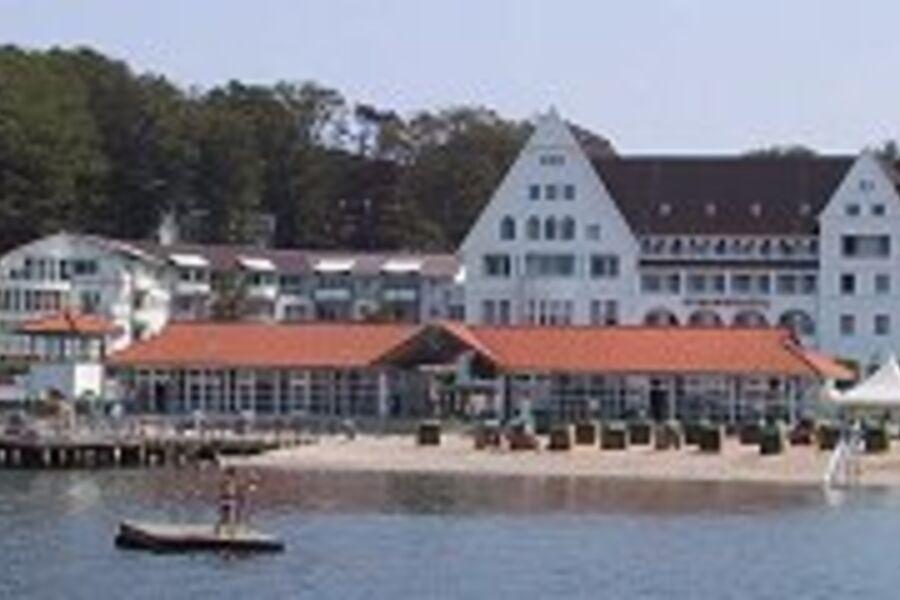 Villa Mare & das historische Strandhotel