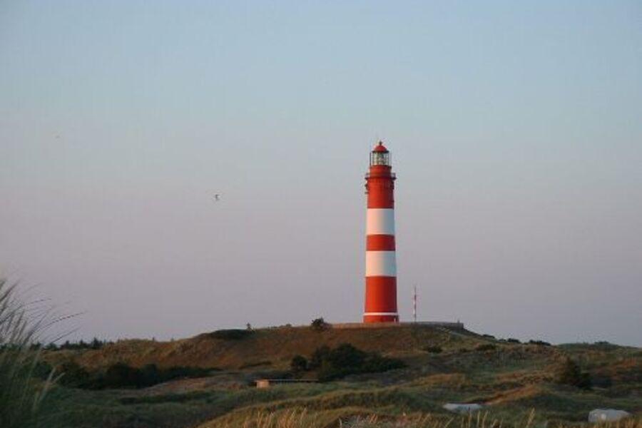 Der Amrumer Leuchtturm