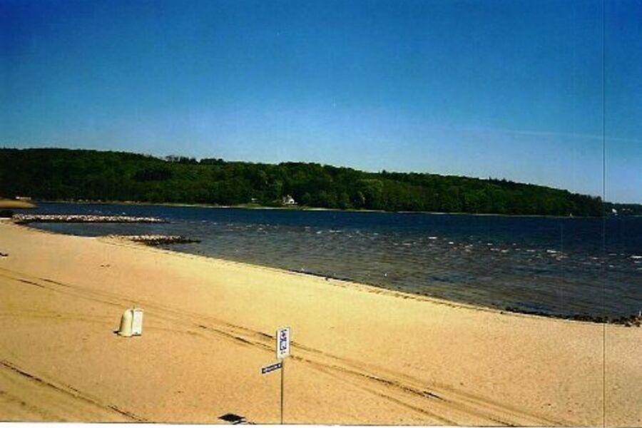 Erholung pur zw. Wasser, Strand + Wald