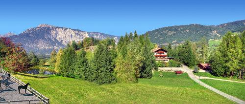 Haus mit Ferienwohnungen u Chalet Astrid
