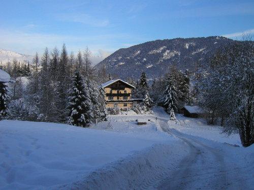 Ferienhaus und Chalet Astrid Winter