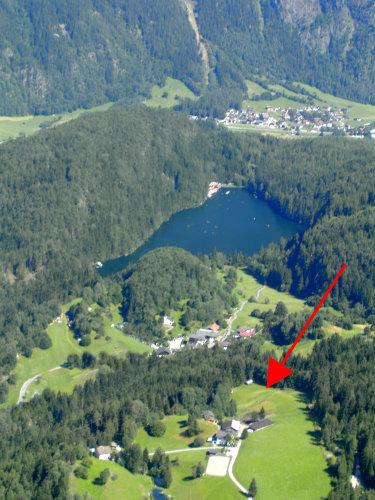 Unsere Anlage und der Piburgersee