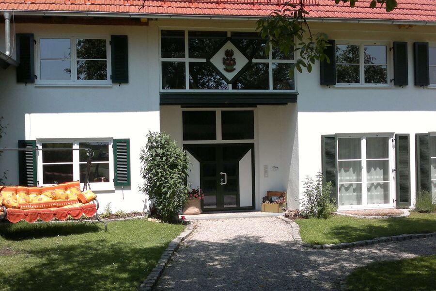 Birkethof Eingang
