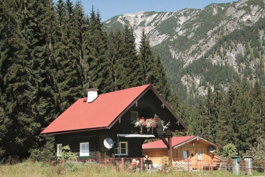 Chalets Grossmitt - 2 Hütten im Falzthurntal - Kar