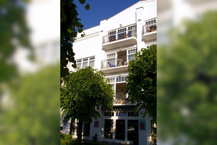 Haus Jahreszeiten Binz, Fewo 31,1. Etage
