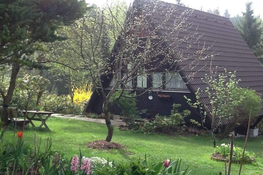 Haus Oslo mit Garten
