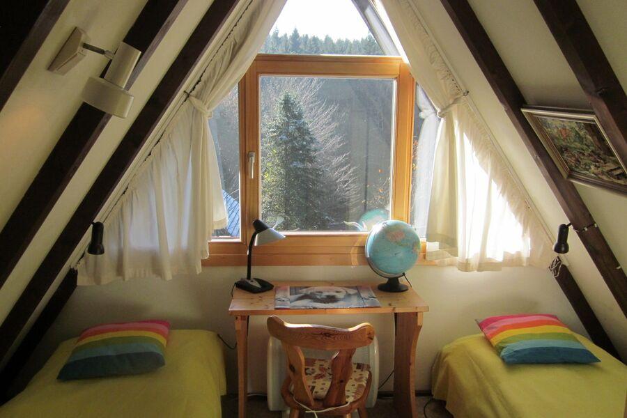 Oslohaus im Winter