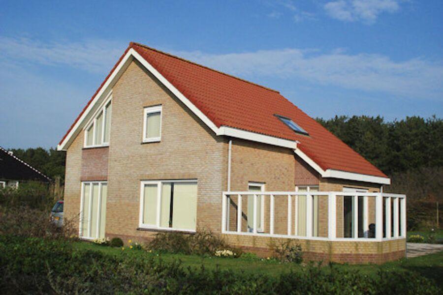 Haus mit Sonneterrasse