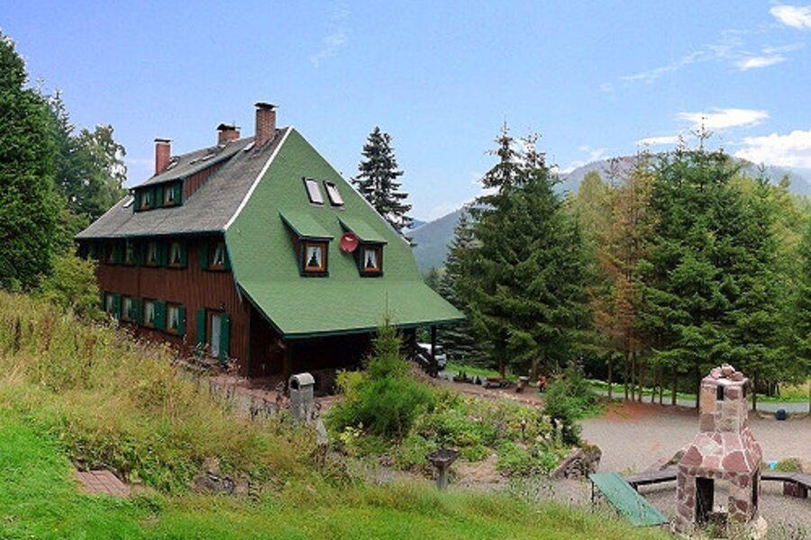 Ferienwohnungen Forsthaus Kanzlersgrund