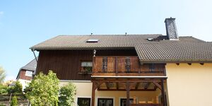 'Am Schloß Lauenstein' - Ferienwohnung für 8 Personen in Geising-Lauenstein - kleines Detailbild