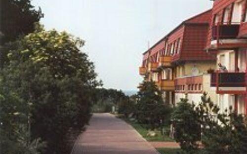 Feriendomizil Dünengarten