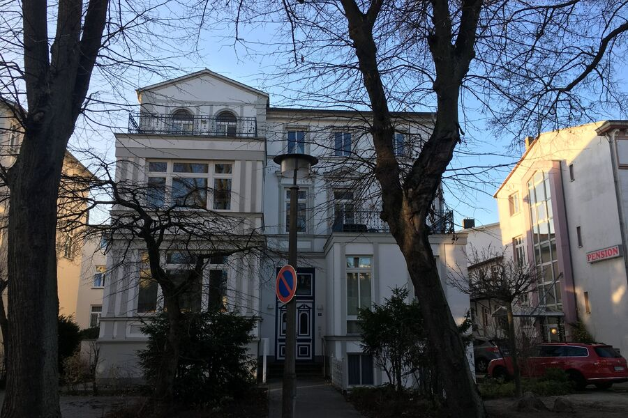 Villa Diana Kurhausstraße