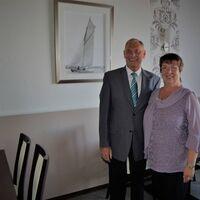 Vermieter: Ihre Vermieter Jann und Jutta Grensemann
