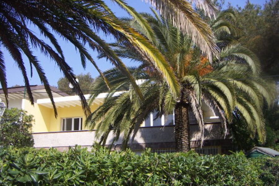 Außenansicht Villa Dadimir