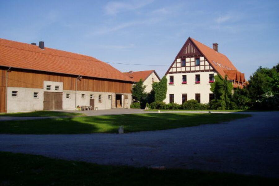 Hof Havixbeck im Sommer