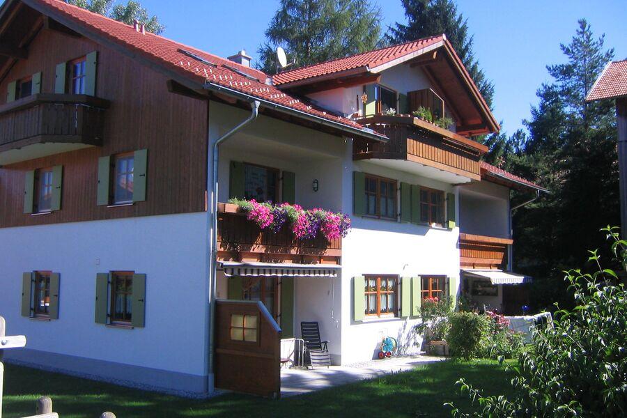 Haus - Wohnung oben rechts
