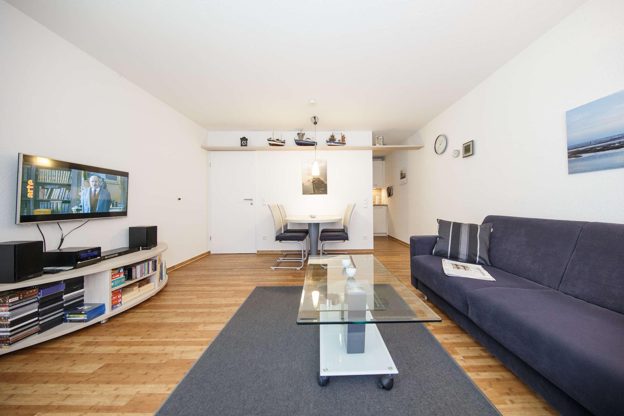 Residenz Hohe Lith - Ferienwohnung Nr. 1.03 in Cuxhaven ...
