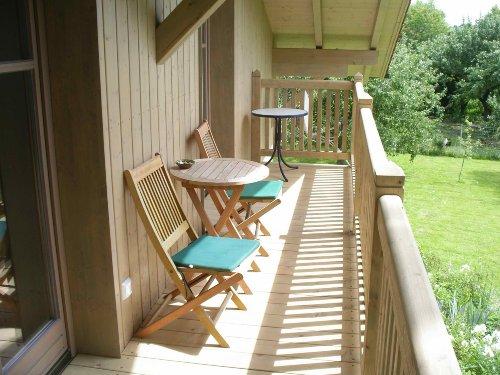 Balkon neue Möblierung kommt 2018