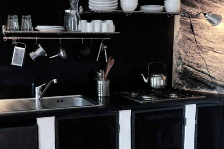 Sala, Küche