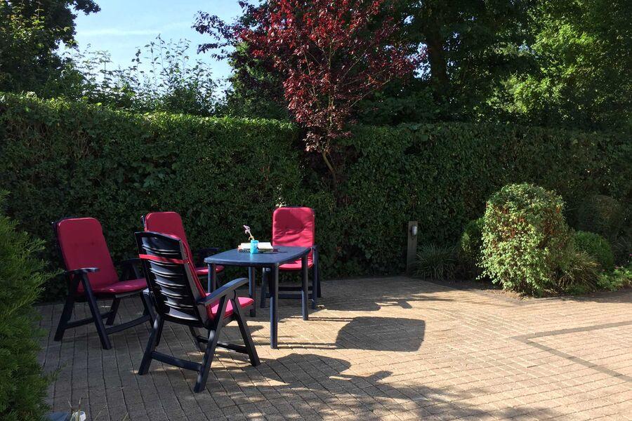 """Privat Relax Garten """"De Zeebries"""""""