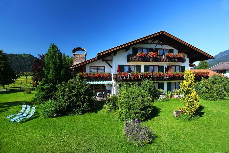 Haus Alpenflora von Süden