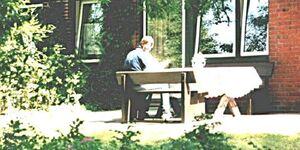 Der Künstlergarten - Ferienwohnung 3 in Garding - kleines Detailbild