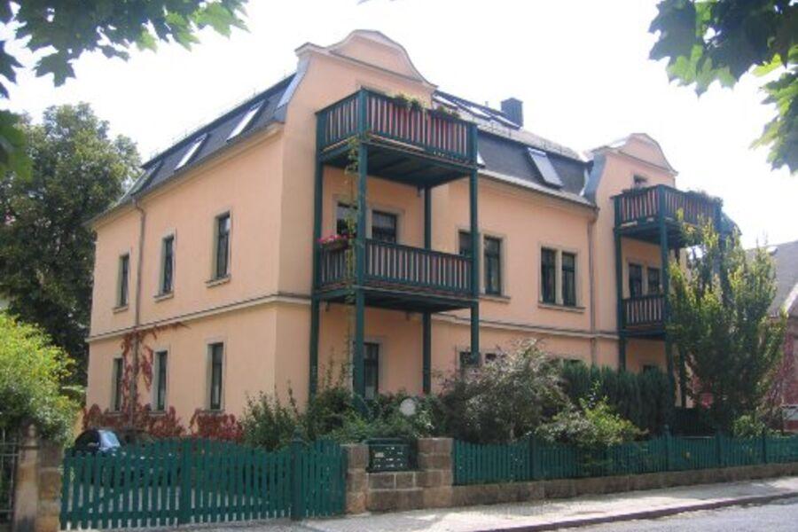 Ferienwohnung Haus Luna Dresden