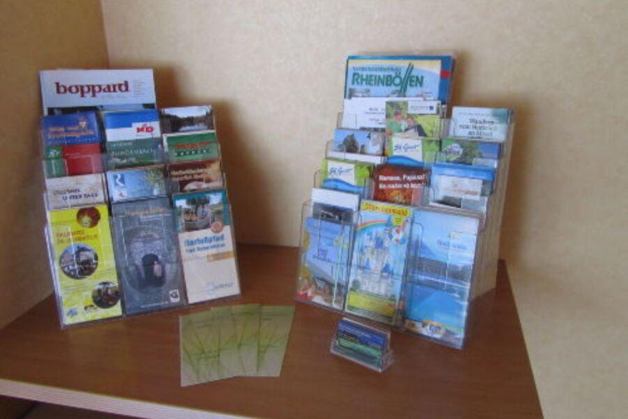 Hefte von unserer Umgebung