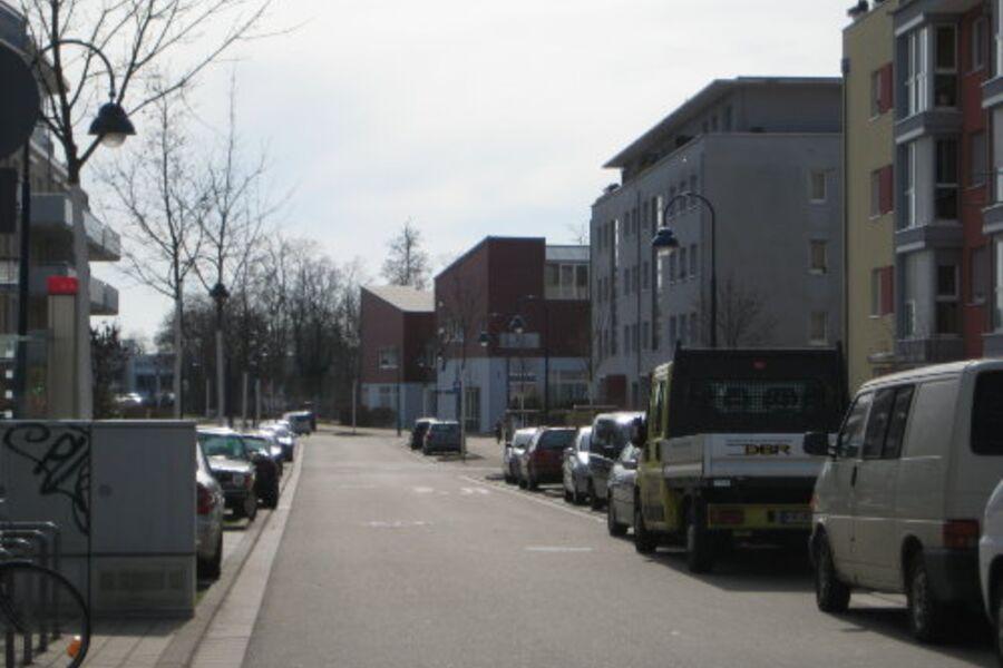 Walter Benjamin Straße