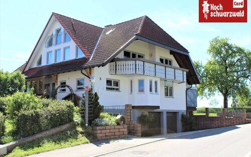Ferienwohnung 'Haus über der Wutach'