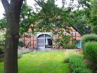 Historisches Fachwerkhaus Uhlenhorst - Deelenwohnung in Trebel - kleines Detailbild