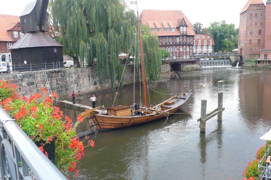 Lüneburg ist ein Ausflug wert