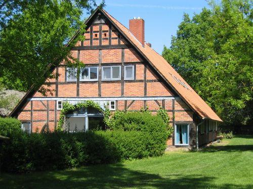 Historisches Fachwerkhaus Uhlenhorst - Schwalbennest
