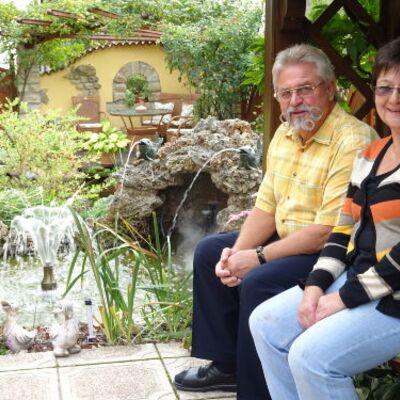 Vermieter: Ehepaar Heidrun und Dieter Eichner