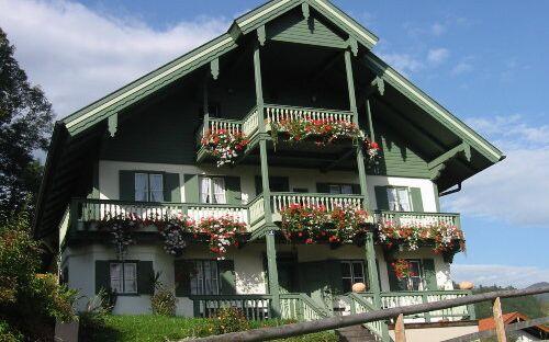 Haus Kiendl - Ferienwohnung EG