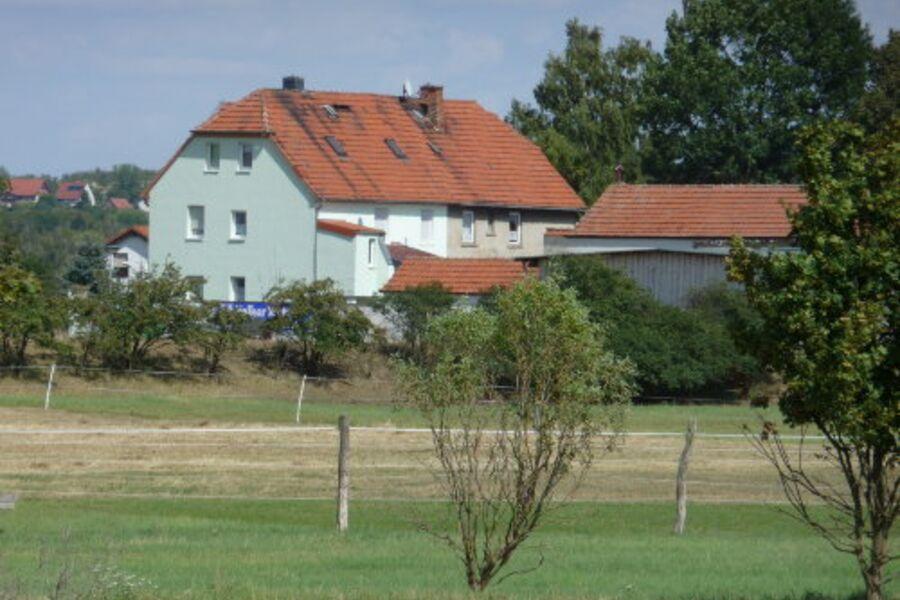 Wohnhaus mit Ferienwohnung