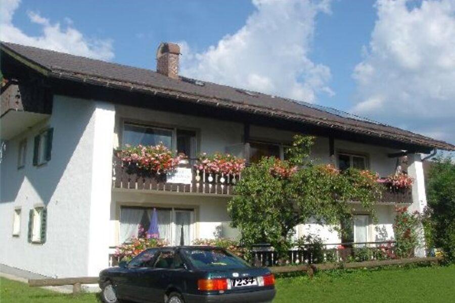 Landhaus Alpenglühen